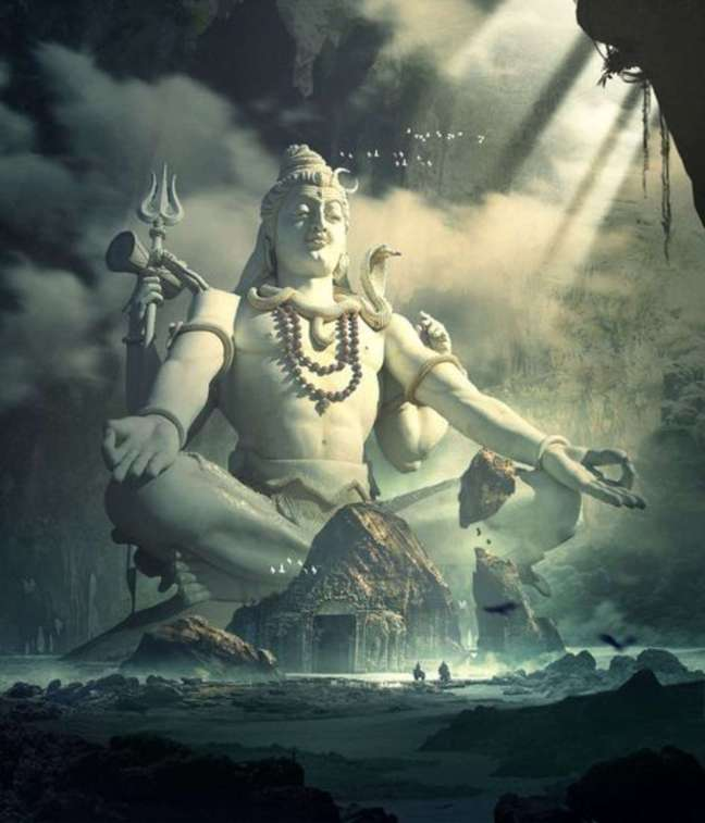 Lord Shiva is pleased with his devotees soon by taking these measures/World Creativities