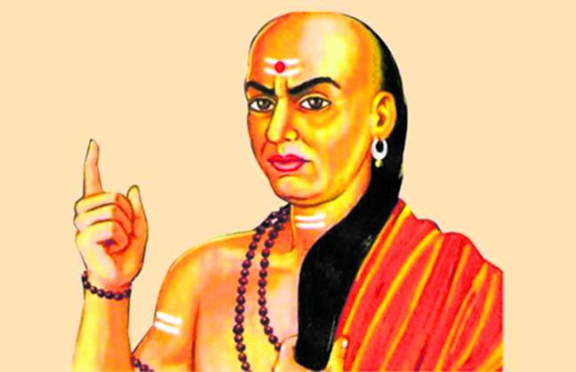 Chanakya Policy The fall of man is certain due to these 2 mistakes./WorldCreativities