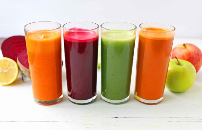 If you want to keep liver healthy then drink juice of these things/World Creativities
