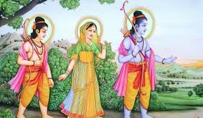 Lord Rama knows where to spend 14 years of his exile/WorldCreativities