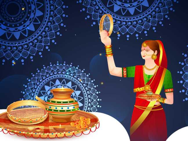 34 things are important in Karva Chauth Pujan, know list 2020/WorldCreativities
