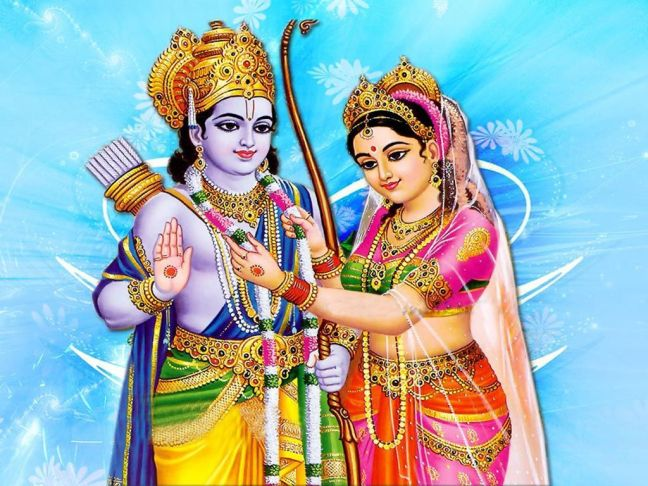Ramayana (Shri Ramcharitmanas) Fifty-two part of Balkand - Dressing Jayamala, arrival and anger of Parashurama/WorldCreativities