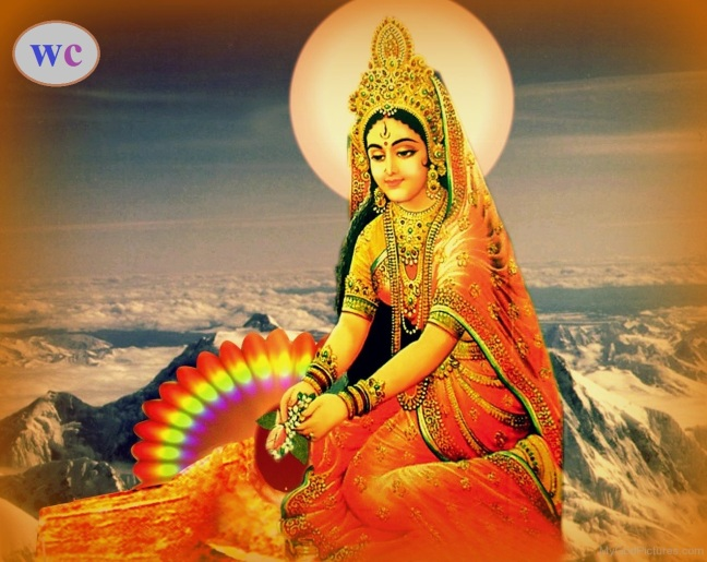 Twenty-two part of Ramayana (Shri Ramcharitmanas) Balkand - importance of Parvati in the examination of the Saptarshi/WorldCreativities