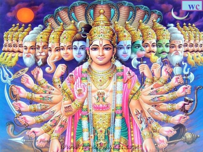Twenty-four part of Ramayana (Shri Ramcharitmanas) Balkand - boon to Rati/WorldCreativities