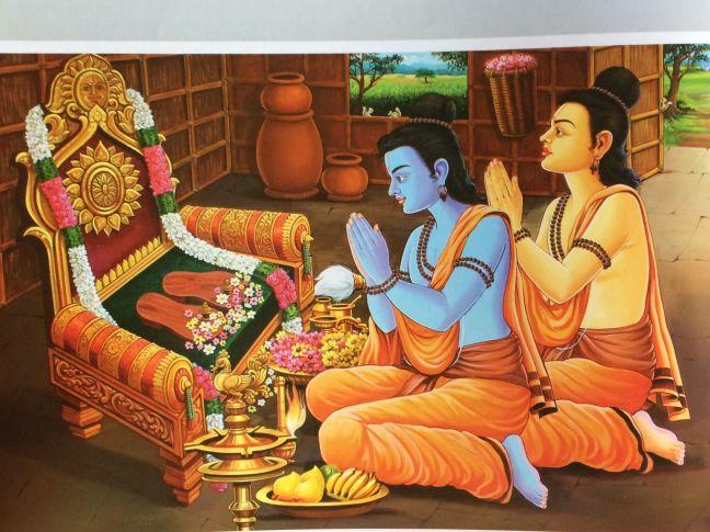 Fifty parts of Ramayana (Shri Ramcharitmanas) Balkand - Wrath of Shri Laxmanji/WorldCreativities
