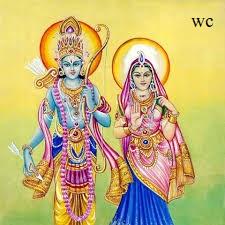 Ramayana (Shri Ramcharitmanas) Forty-five part of Balakanda - Pushpavatika - Inspection, First philosophy of Sitaji, Philosophy of Shri Sita-Ramji/WorldCreativities