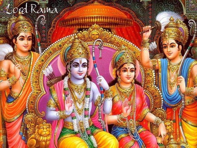Ramayana (Sri Ramcharitmanas) Fifth part of Balkand - saintly dissatisfaction/WorldCreativities