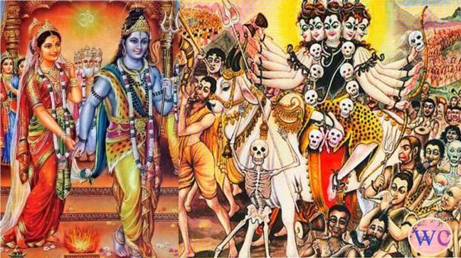 Ramayana (Sri Ramcharitmanas) Twenty-seven part of Balkand - marriage of Shivji/WorldCreativities
