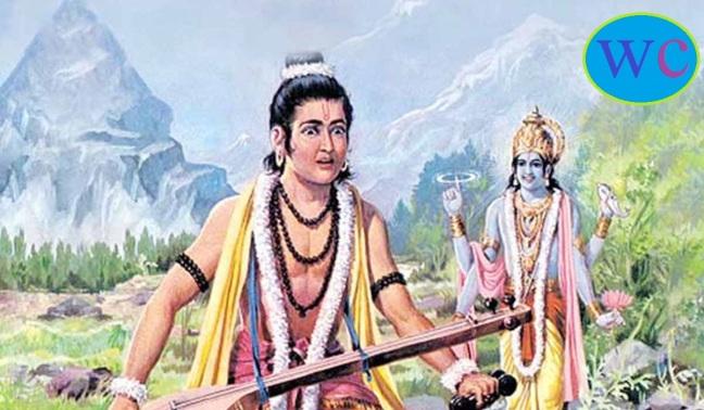 Ramayana (Shri Ramcharitmanas) Thirty part of Balkand - Pride of Narada and influence of Maya/WorldCreativities