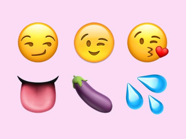 Emojis used for sex/WorldCreativities