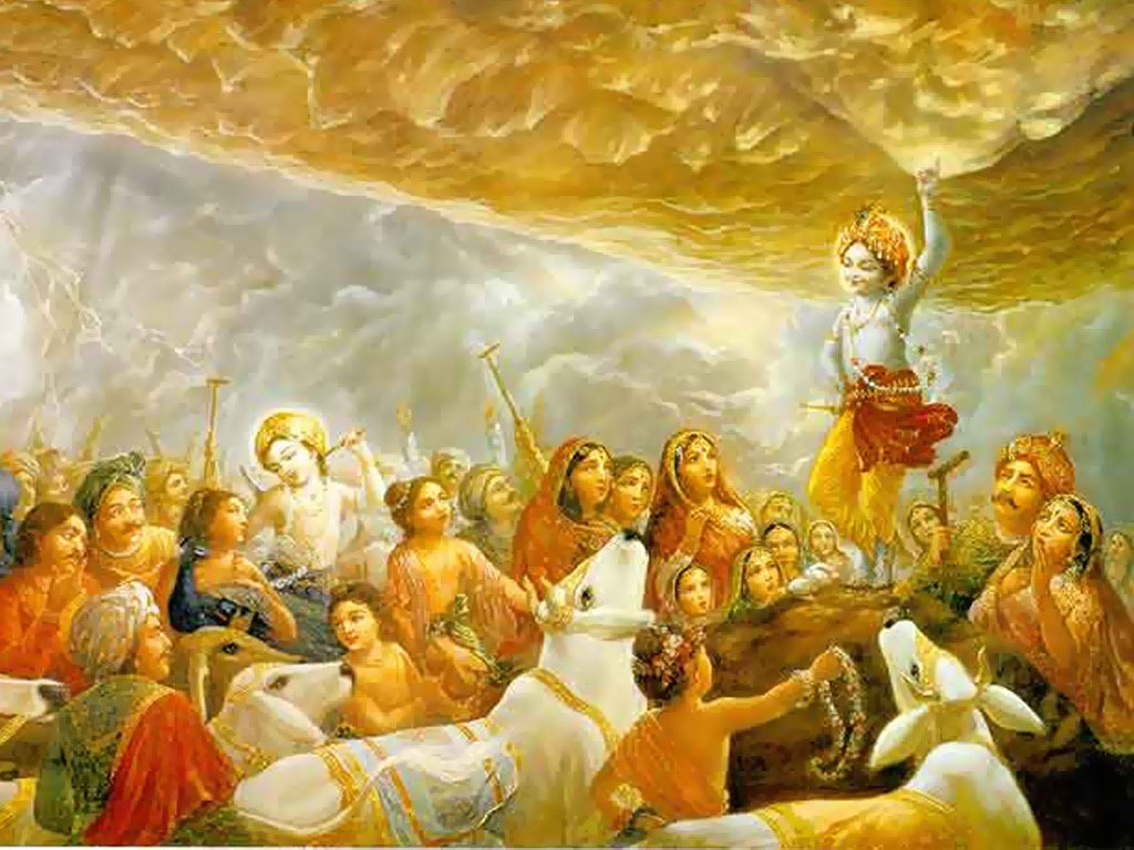 Govardhan Puja today, Muhurat of worship and method of worship/WorldCreativities