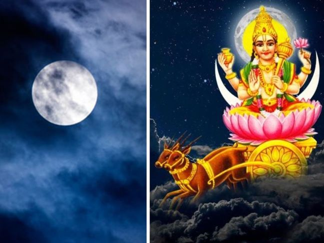 Moon | Importance of lunar planet in Vedic astrology | According to astrology the effect of moon on human life/WorldCreativities