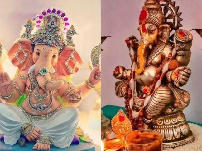 Bring home such idol of Ganesh ji for wealth and happiness/WorldCreativities