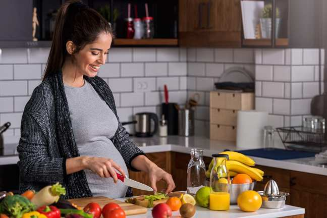 Diet & Healthy Foods To Eat During Pregnancy/WorldCreativities