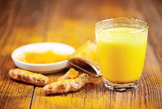 Benefits of turmeric milk/WorldCreativities