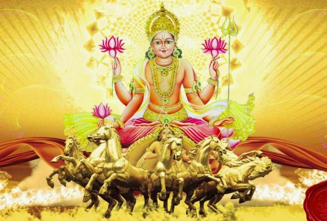The Sun God is the god of strength and healing, learn worship methods and remedies/WorldCreativities