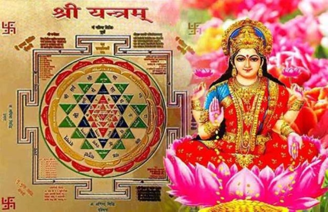 On hearing this hymn of Maa Vaibhav Lakshmi, many problems are overcome on Friday/WorldCreativities