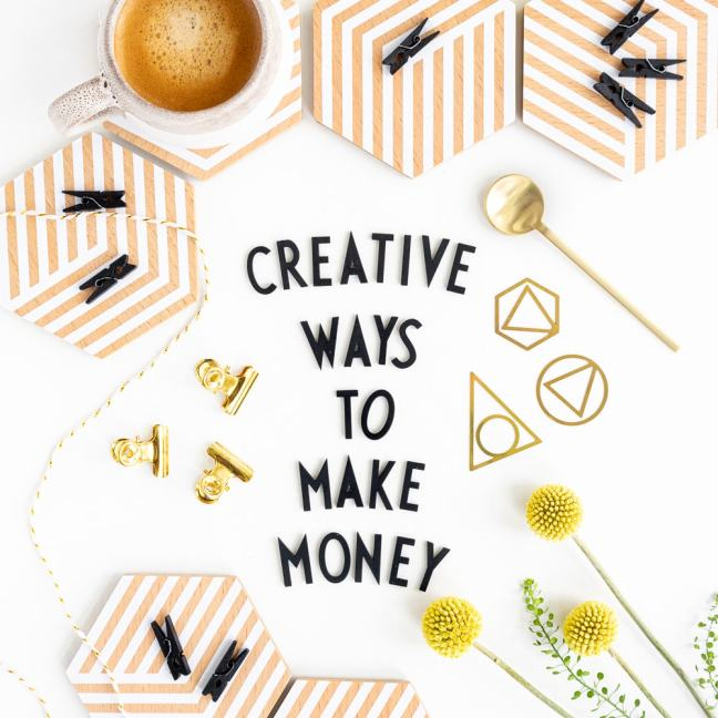 20 Creative Ways to Earn Money/WorldCreativities