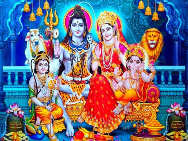 Lord Shiva | Origin of Lord Shiva | Marriage of Lord Shiva. Measures to please Lord Bholenath