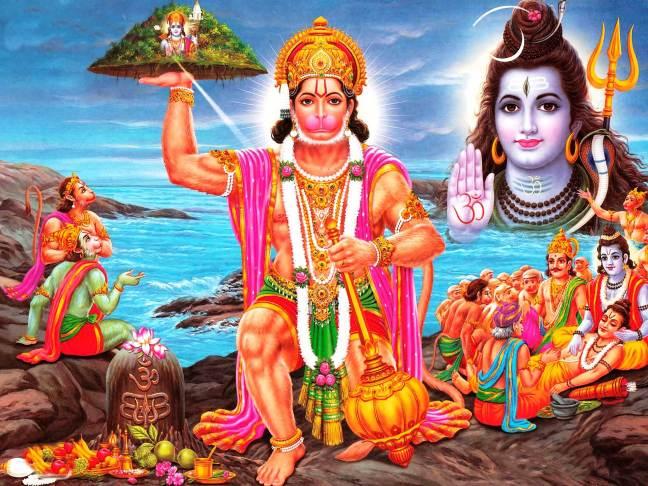Lord Hanuman | Birth Story of Lord Hanuman | Role of Hanuman in Mahabharata