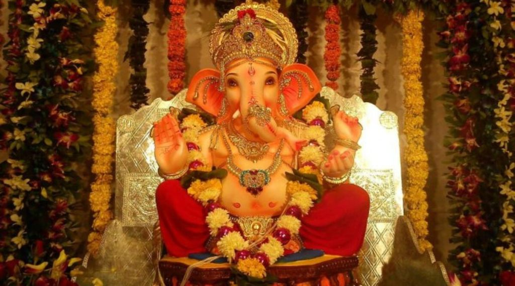 Ganesh Chaturthi - How to celebrate Ganesh Utsav | The echo of Ganpati Bappa Morya in Maharashtra - @worldcreativities