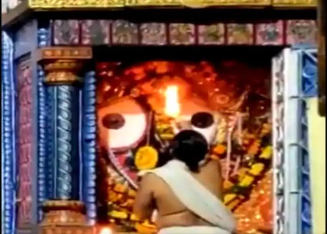 Shree Jagannatha Temple: Visit Lord Jagannath at home- @worldcreativities