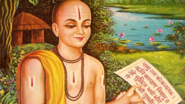 Goswami Tulsidas, the poet who took the name of Rama from house to house. How did Tulsidas become - @worldcreativities