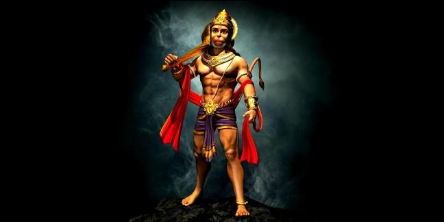 Hanuman Stotra | Jag apparently says that Bajrangbali ends every calamity.