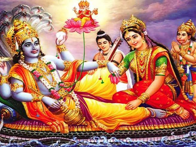 When Lord Vishnu wept because of Goddess Lakshmi, learn the full story - @worldcreativities