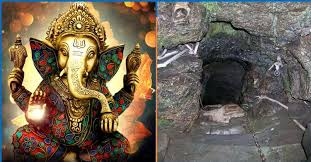 Where is the real face of Lord Ganesha | Lord Ganesha beheaded by the sight of Shani - @worldcreativities