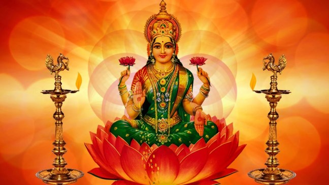 Goddess Lakshmi | Birth Story of Goddess Lakshmi | Appearance of Goddess Lakshmi