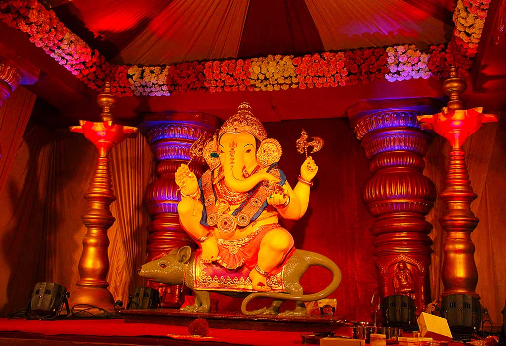 How Lord Ganesha rode the rod What is recognition, know this information - @worldcreativities
