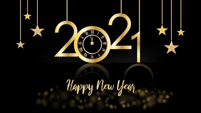 Happy New Year 2021 Quotes with Images|Best quotes and messages your Friends/WorldCreativities
