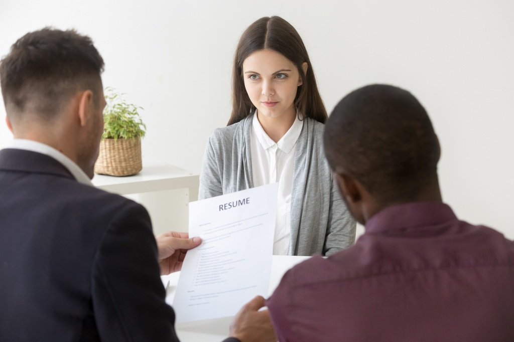 Answers to 10 most common job interview questions