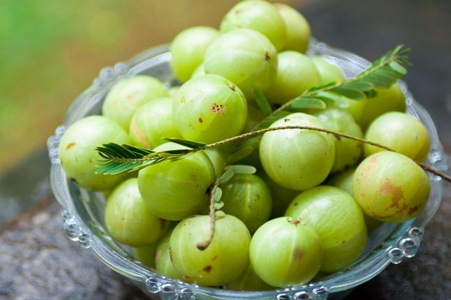 Amla is a very beneficial fruit for health