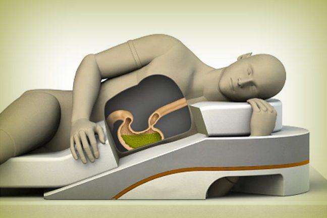 Benefits of sleeping on the left side/Worldcreativities