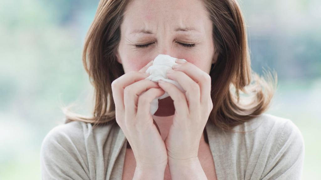 Domestic Ayurvedic treatment of cold, cough, cold, asthma in the changing season