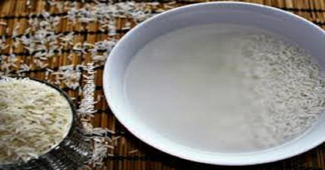 world creativities There are 7 great qualities in rice water