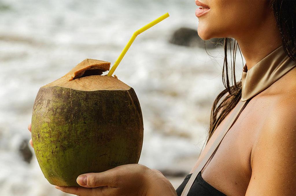Benefits of coconut water and Ayurvedic treatment/worldcreativities.com