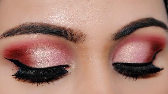 world creativities Make eyeshadow easily at home, learn how
