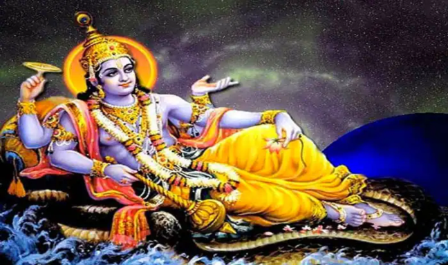 world creativities Worship Lord Vishnu with this method on Thursday, all the troubles will go away