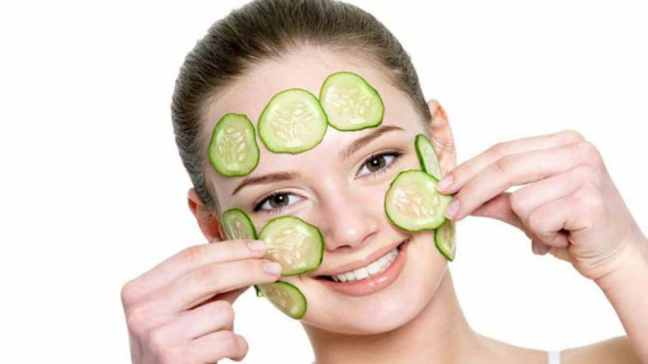 world creativities Cucumber removes these 3 eye problems with wrinkles and dark circles