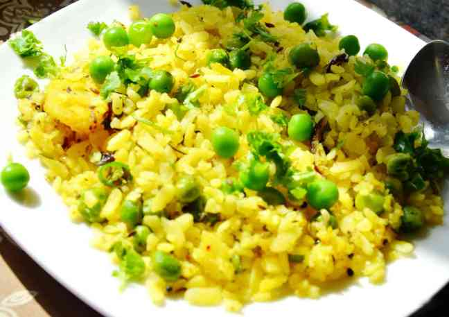 How to make Poha, know 5 benefits of this delicious breakfast