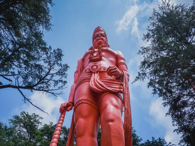 India's 10 Largest Hanuman Statues