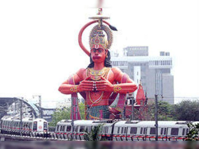 10 most proven and wondrous temples of Hanumanji