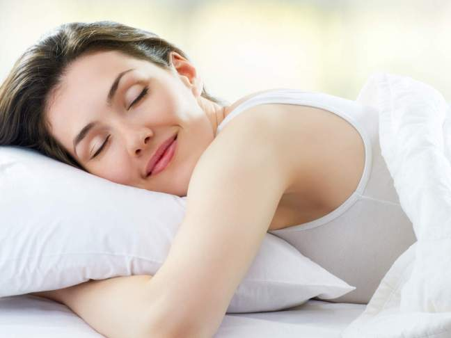 Sleep will come in just 2 minutes if you try this technique