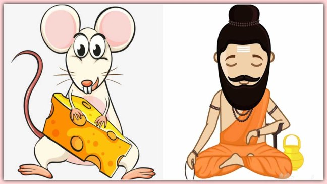 The Hermit And The Mouse Panchatantra Story In Hindi