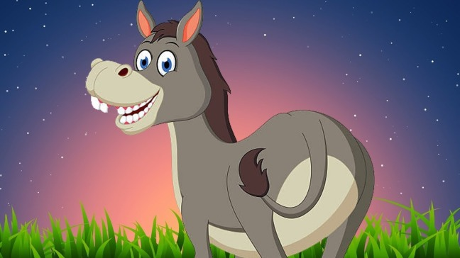 The Musical Donkey Panchatantra Story In Hindi