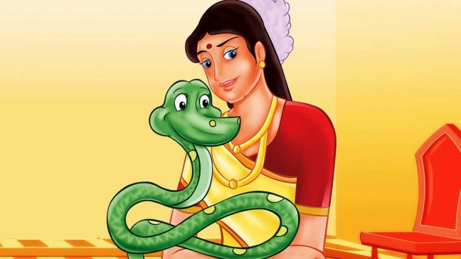 The Tale of Two Snakes Panchatantra Story In Hindi