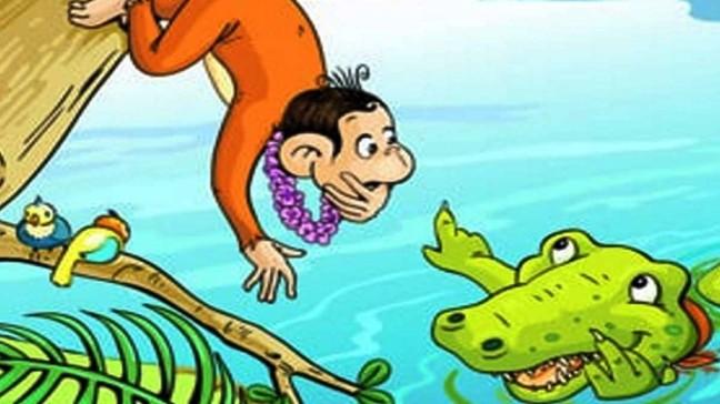 The Unforgiving Monkey King Panchatantra Story In Hindi